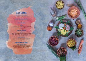 Soul Resorts Lanka - Menu Page 5