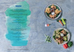Soul Resorts Lanka - Menu Page 8
