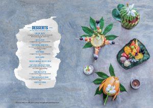 Soul Resorts Lanka - Menu Page 9